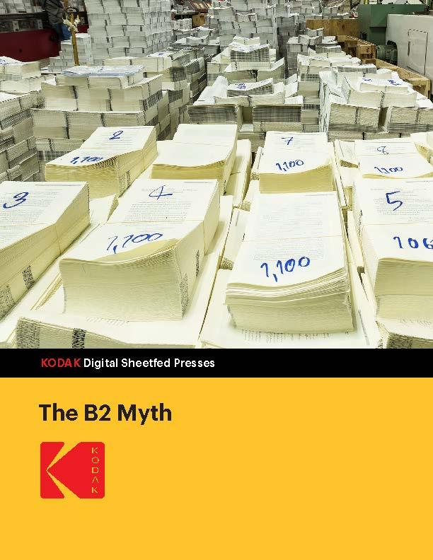 The B2 Myth cover