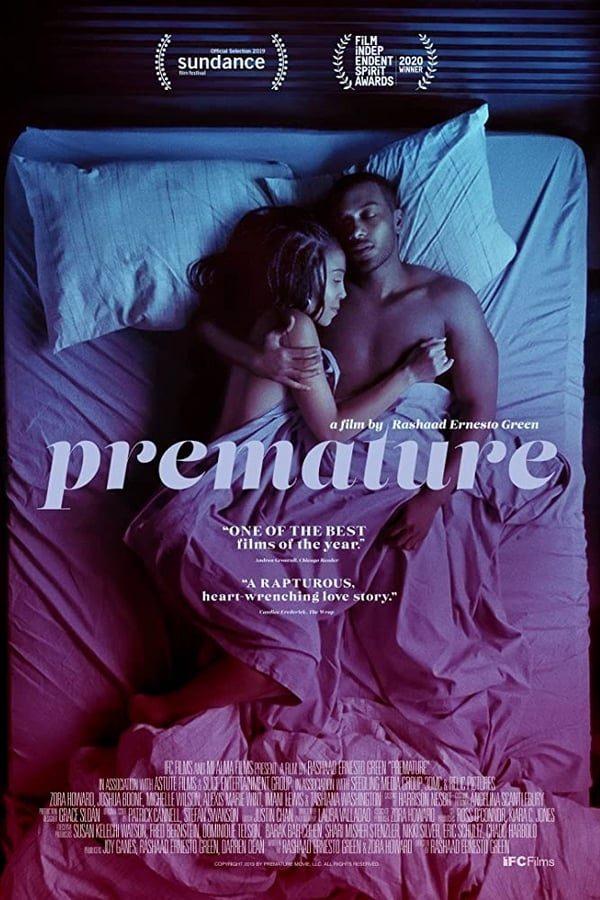 Premature film poster