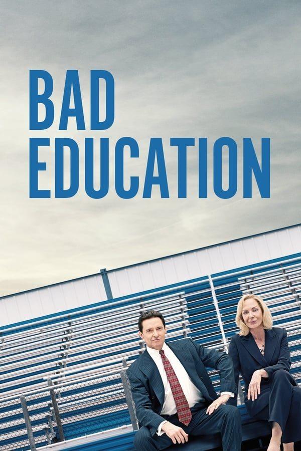 Bad Education film poster