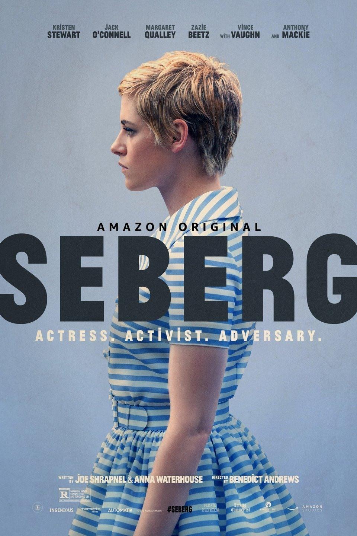 Seberg film poster