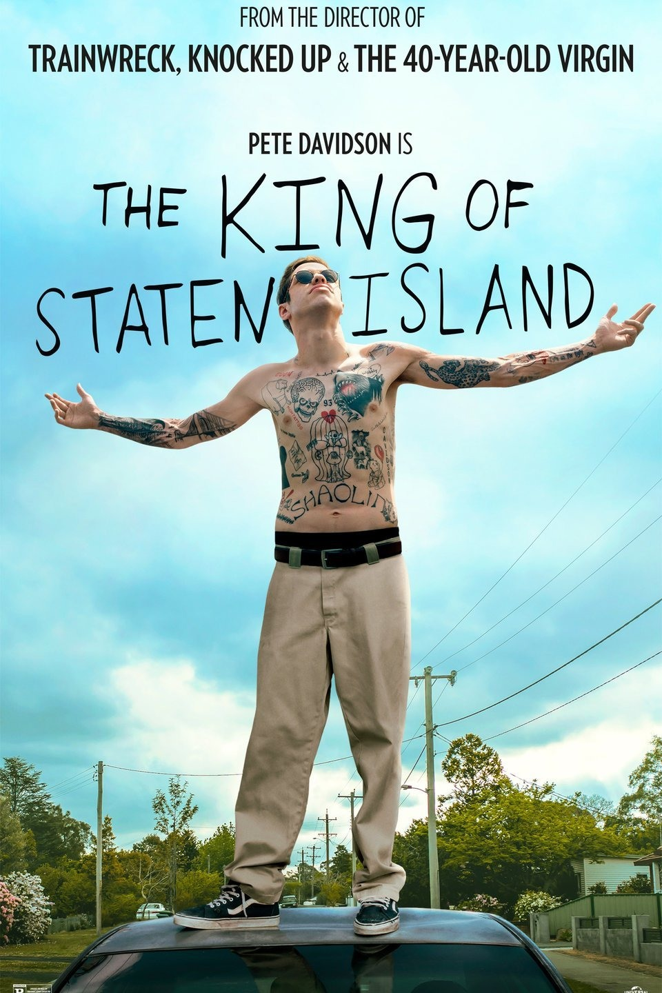The King of Staten Island film poster