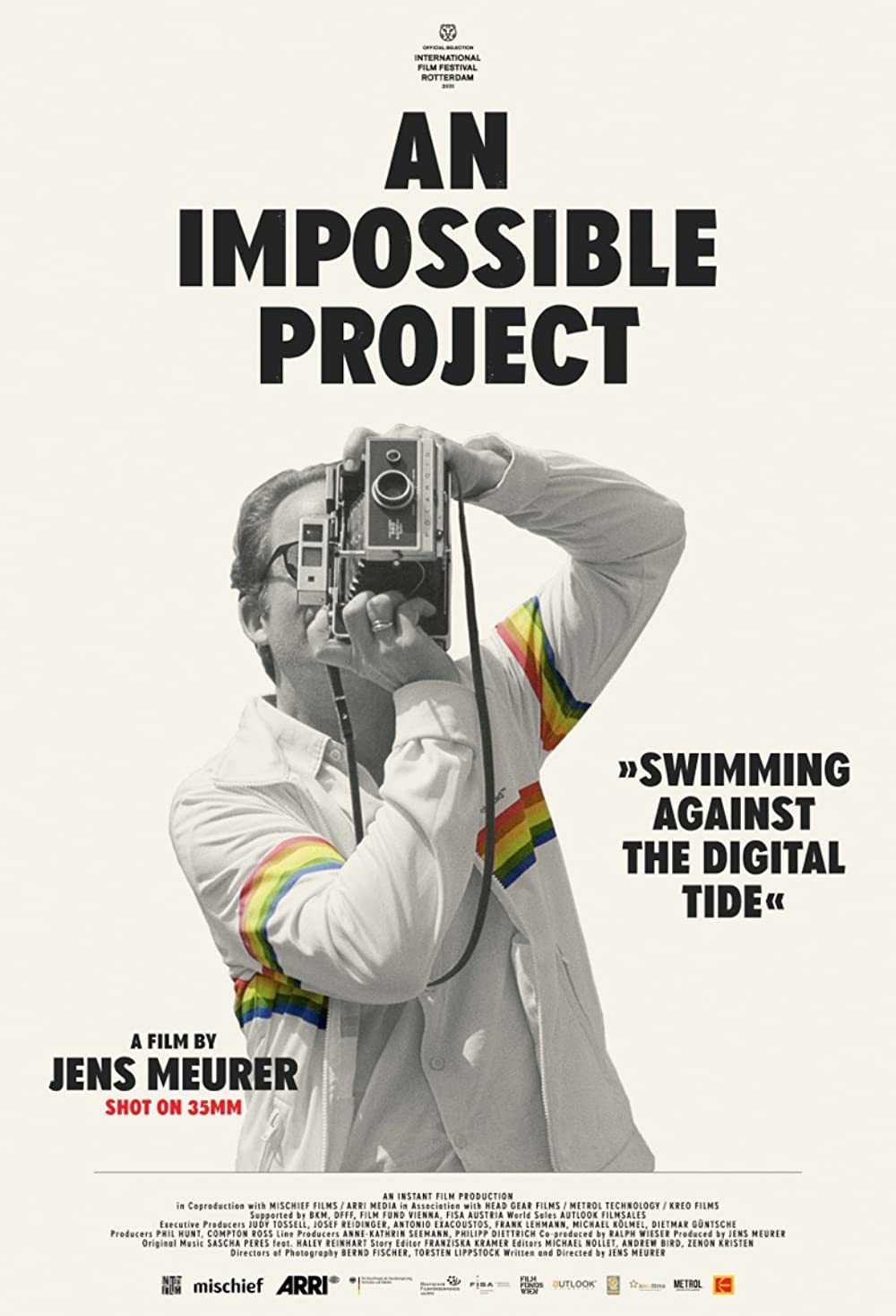 An Impossible Project film poster