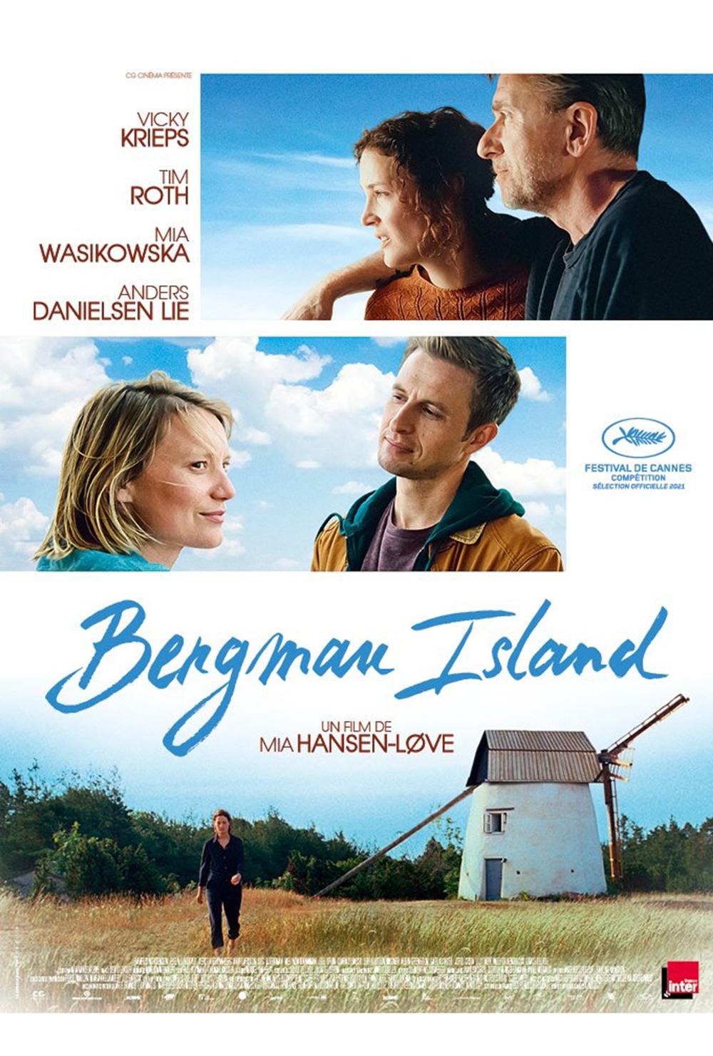 Bergman Island film poster