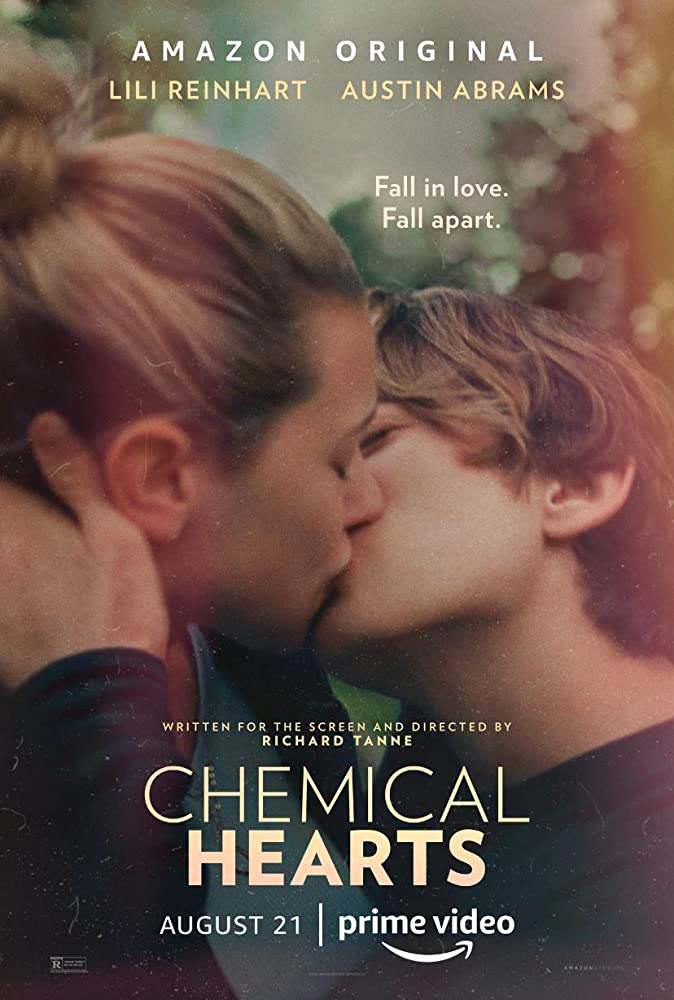 Chemical Hearts film poster