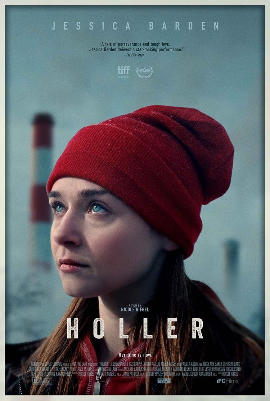 Holler film poster