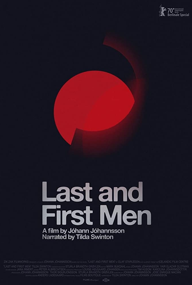 Last and First Men film poster