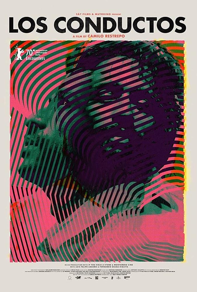 Los Conductos film poster
