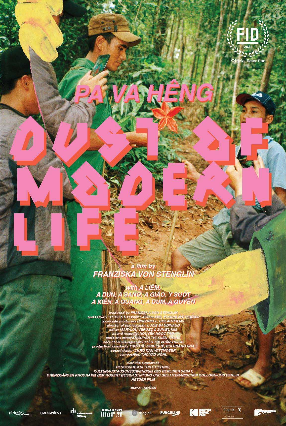 Pa Va Hêng, Dust of Modern Life film poster