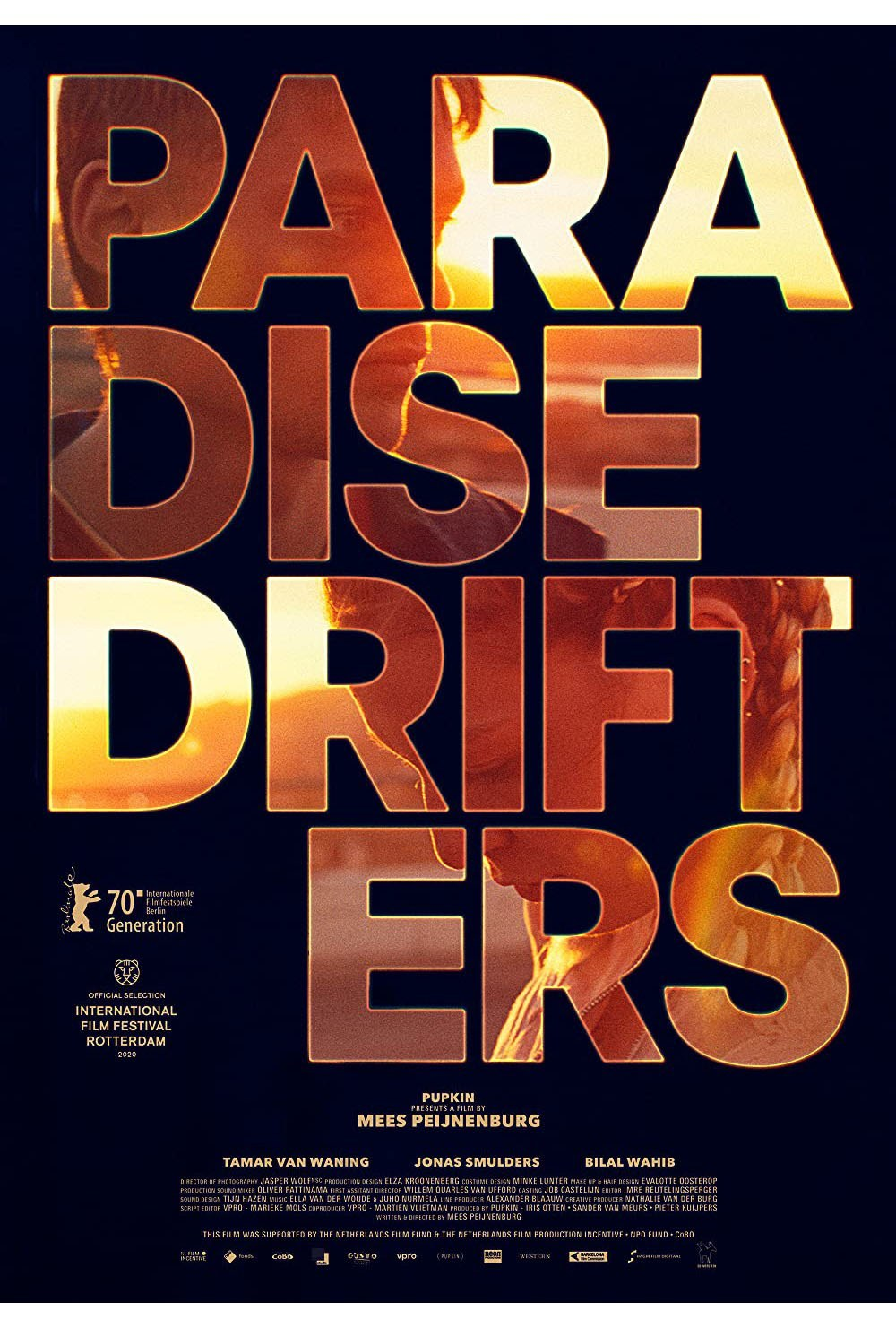 Paradise Drifters film poster