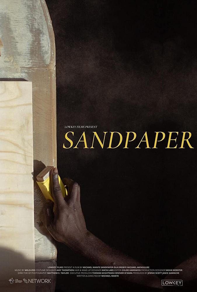 Sandpaper film poster