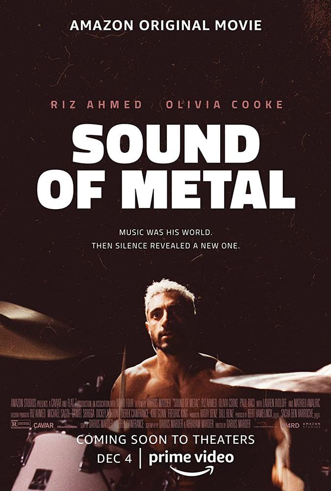 Sound of Metal film poster