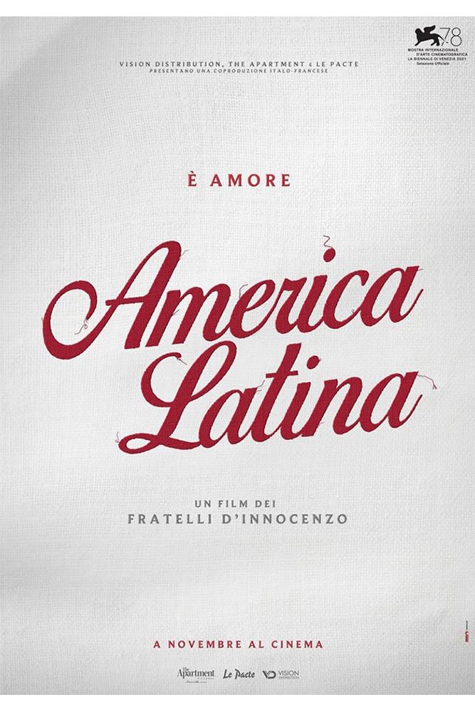 America Latina film poster