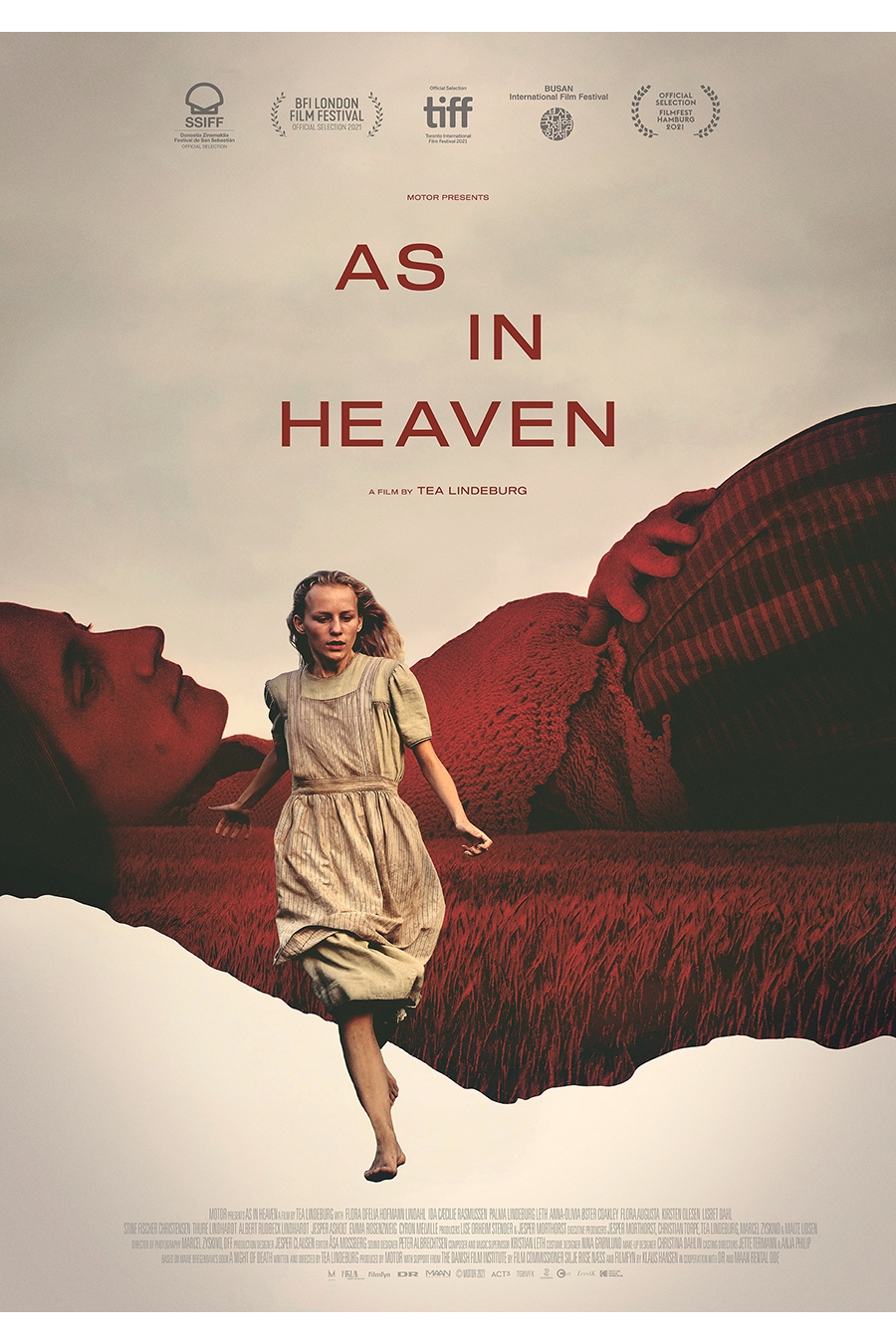 As in Heave film poster