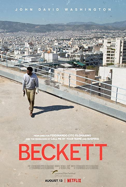 Beckett film poster