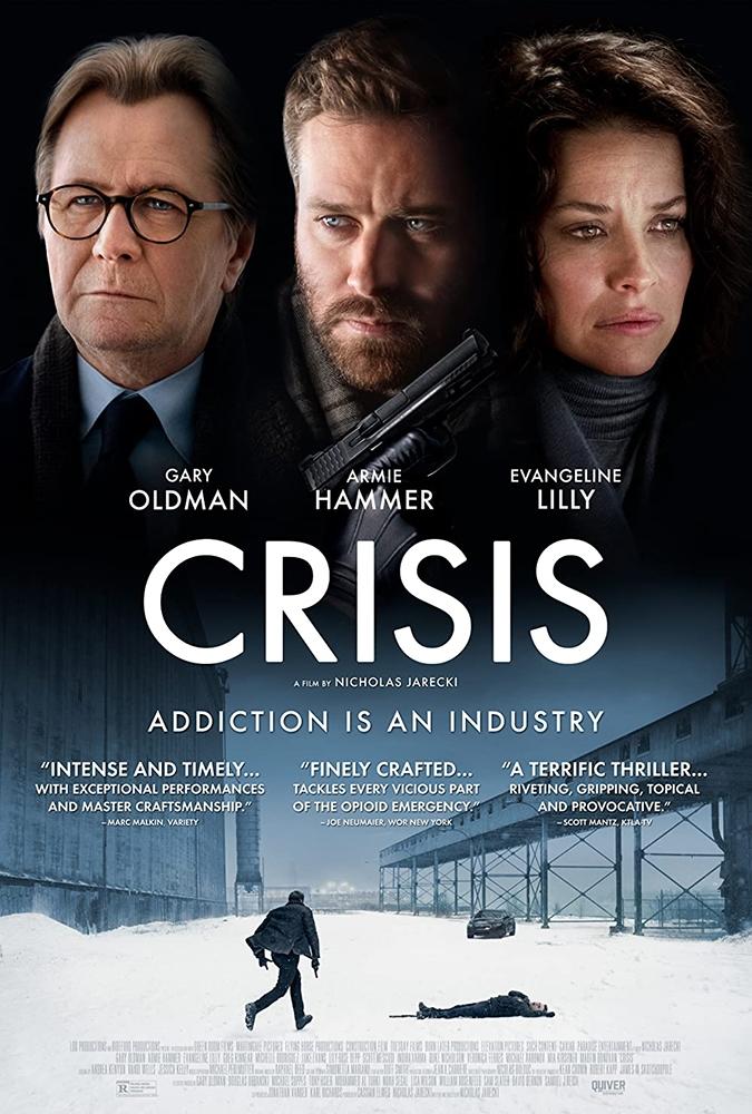 Crisis film poster