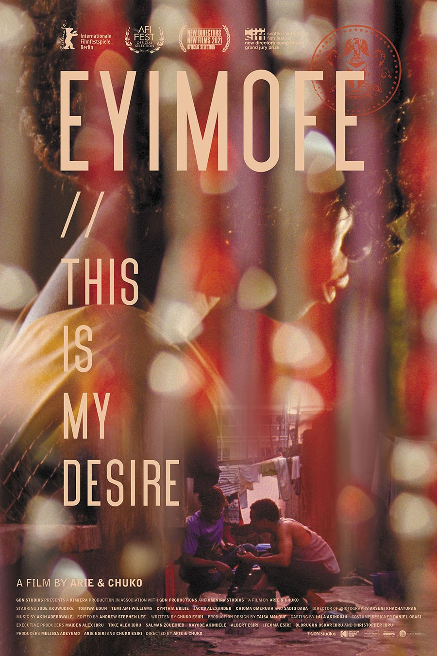 Eyimofe (This Is My Desire) film poster