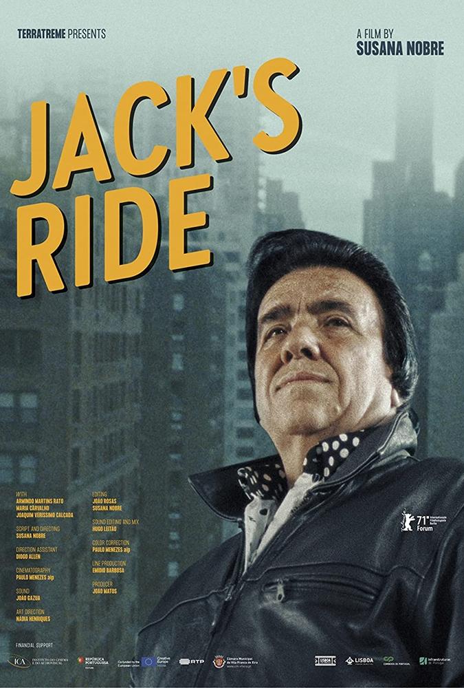 Jack's Ride film poster
