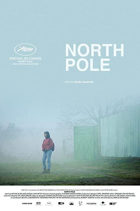 North Pole film poster
