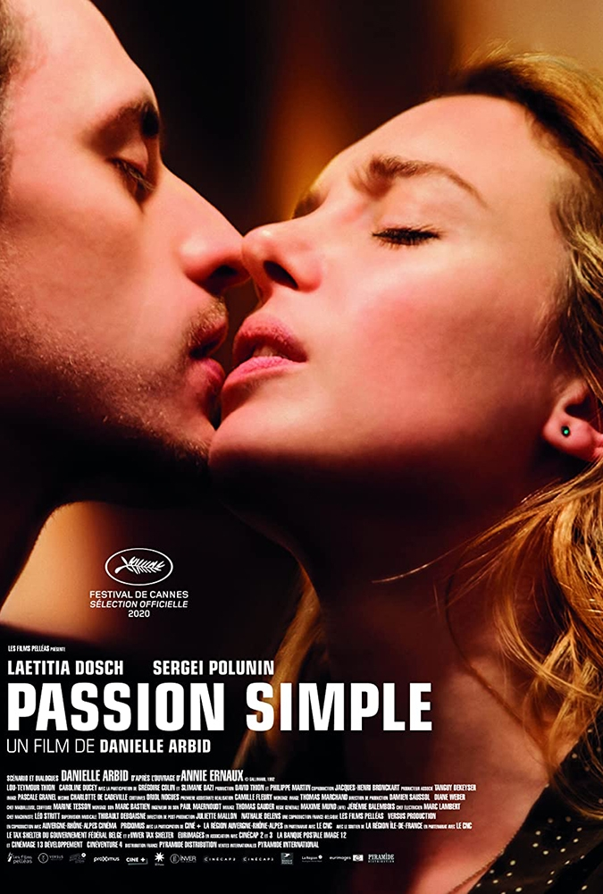 Passion Simple film poster