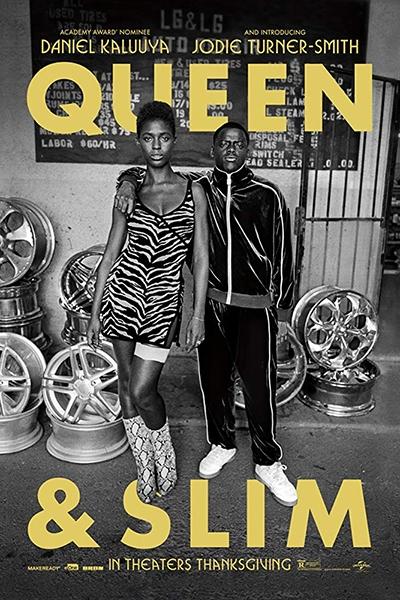 Queen & Slim film poster