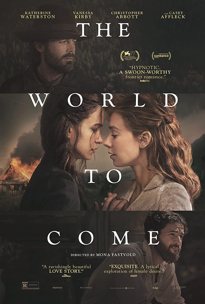The World to Come film poster