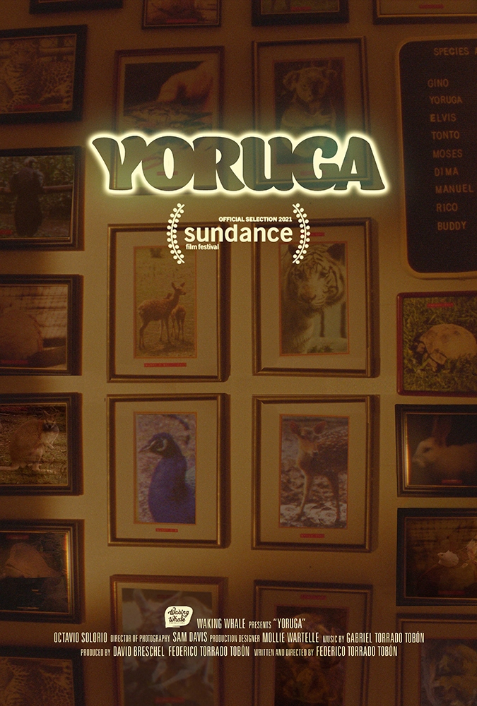 Yoruga film poster