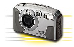 KODAK DC3400 Zoom Digital Camera