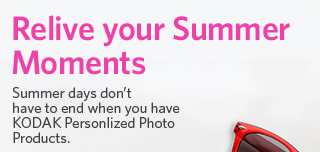 Relive your Summer Moments