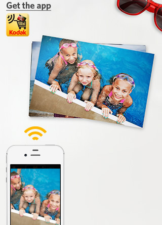 Download the My KODAK MOMENTS App